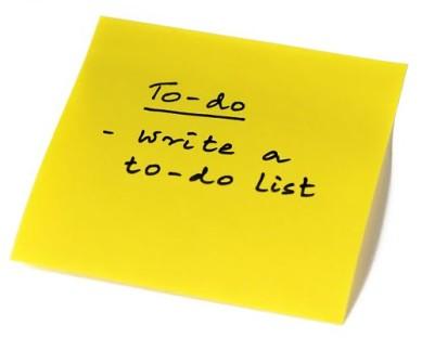 >Don't Procrastinate! Just do It!!!
