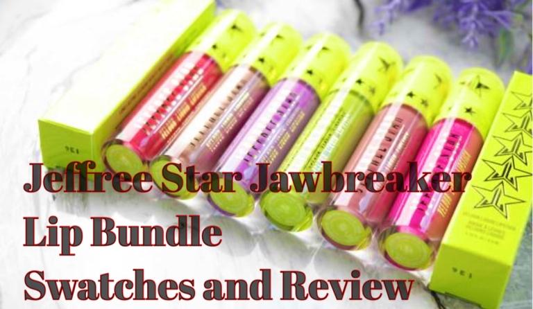 Jeffree Star Cosmetics Blue Blood + Jawbreaker and Liquid